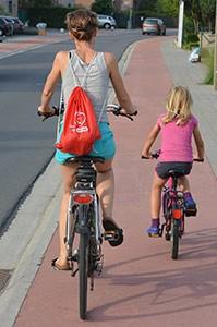 Le vélo au quotidien
