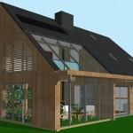 maison bioclimatiquqe