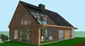 Questce Que La Conception Bioclimatique Biosportsantecom - Qu est ce qu une maison bioclimatique