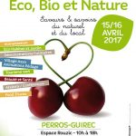 Salon Eco Bio et Nature 15 et 16 avril 2017