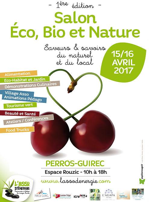 Salon eco bio et nature 15 et 16 avril 2017 for Salon du bio