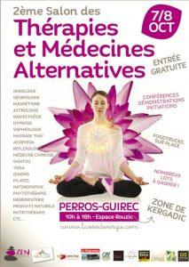 Salon des Thérapies et Médecines Alternatives